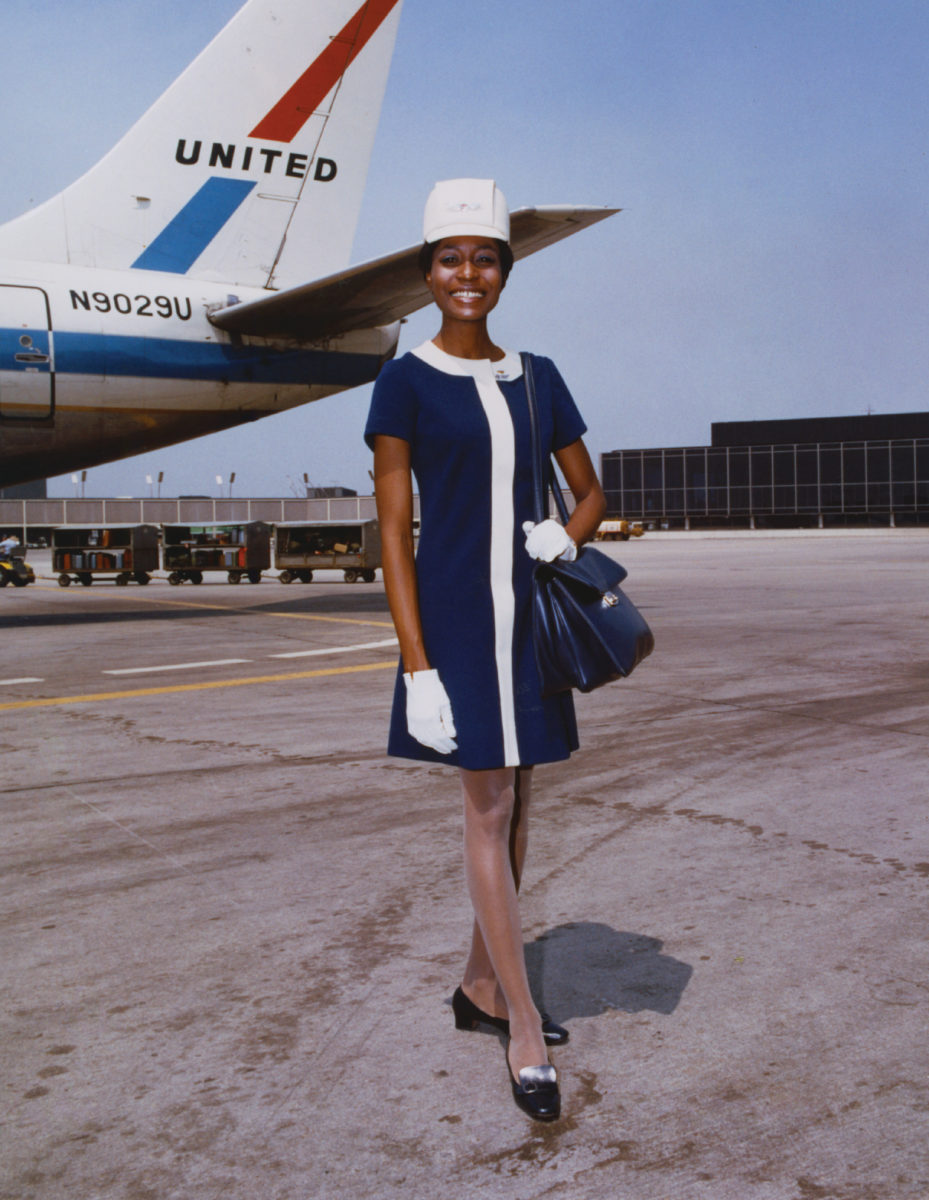 On the Runway: A History of Flight Attendant Fashion