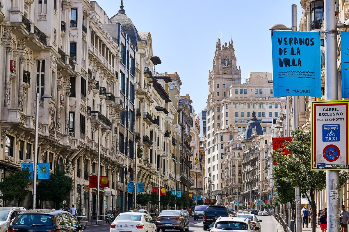 The Ultimate Madrid Weekend Guide Here Magazine Away