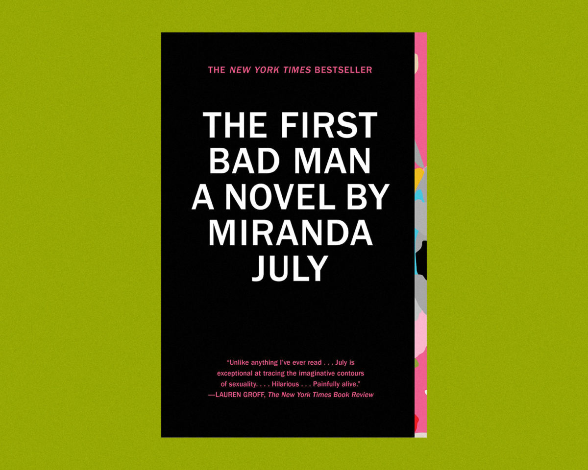 first bad man book cover